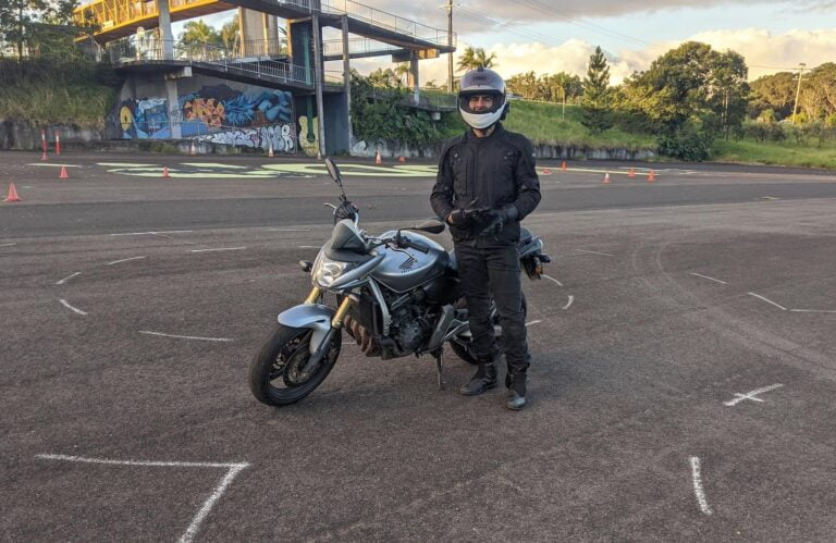 Four Things I Learned in Advanced Training at Queensland Motorcycle School