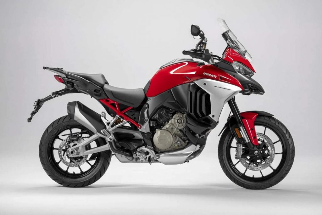 2021 Multistrada v4, one of the best motorcycles of 2021