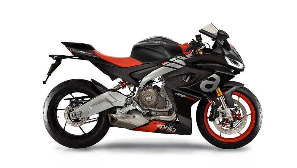 Aprilia RS660 - sport motorcycle with a 270-degree crank