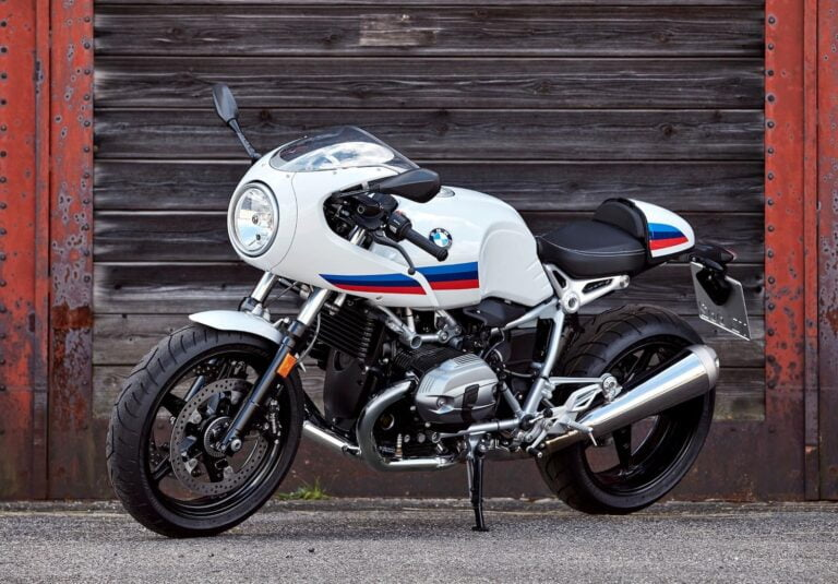 What Happened to the Stunning BMW R NineT Racer?