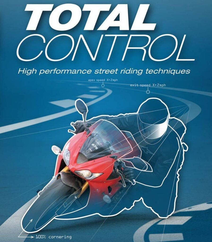 Screen shot of Total Control by Lee Parks