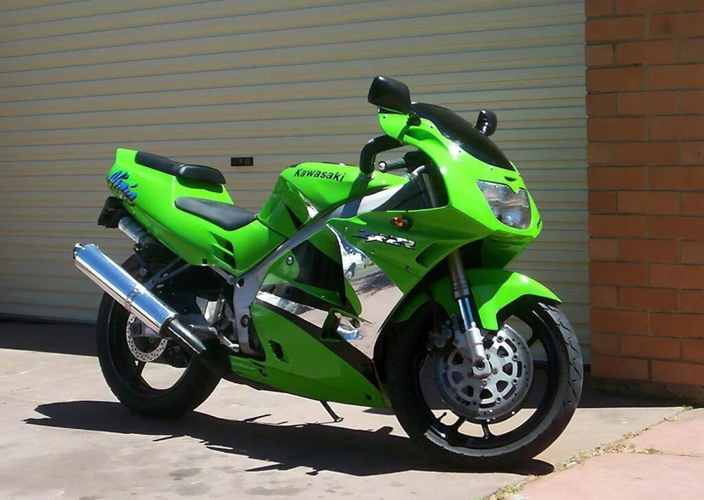 Kawasaki ZX-2R - early Kawasaki four-cylinder sport bike