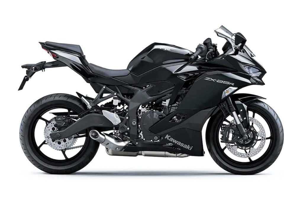 kawasaki zx-25r - one of the best motorcycles of 2021
