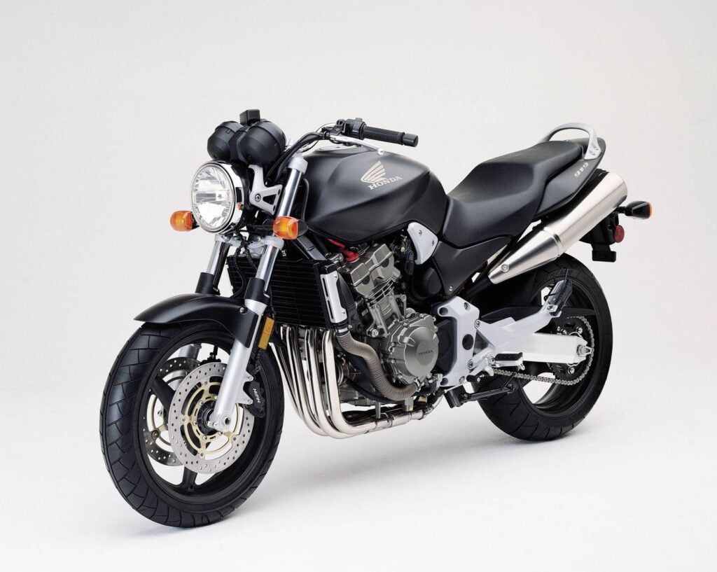 Honda CB750 Nighthawk - a motorcycle that's very versatile and never needs valve adjustment