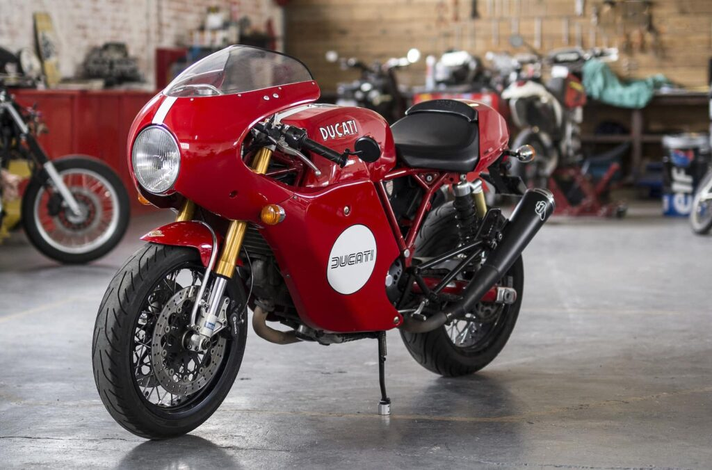 What to check when buying a used ducati - paul smart 1000