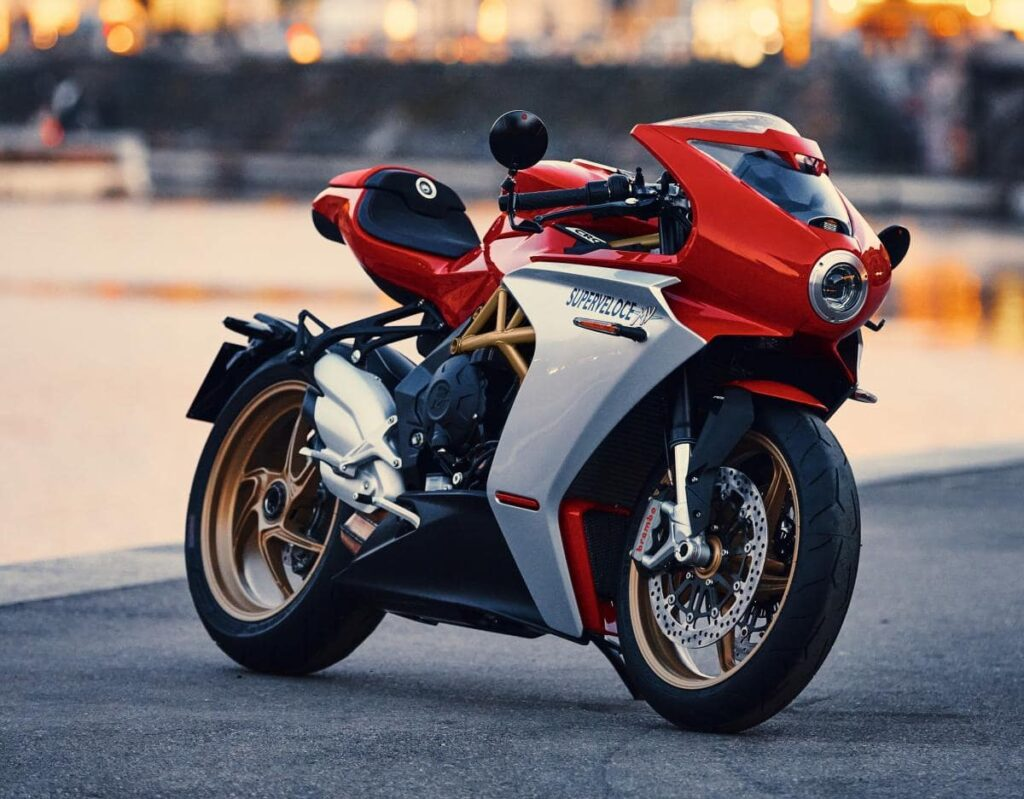 MV Agusta Superveloche 800 - an absolutely gorgeous motorcycle