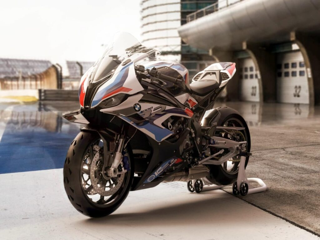BMW M 1000 RR, even more beautiful than the S1000RR