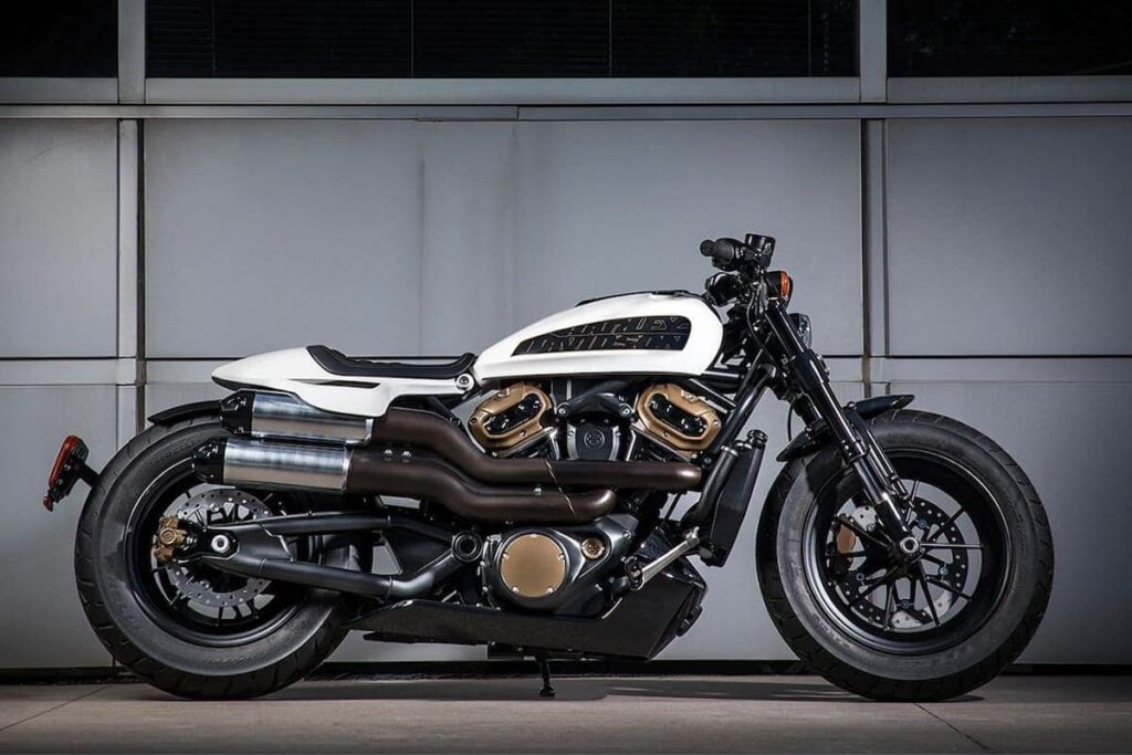 Harley-Davidson Custom 1250, one of the best looking motorcycles of 2021
