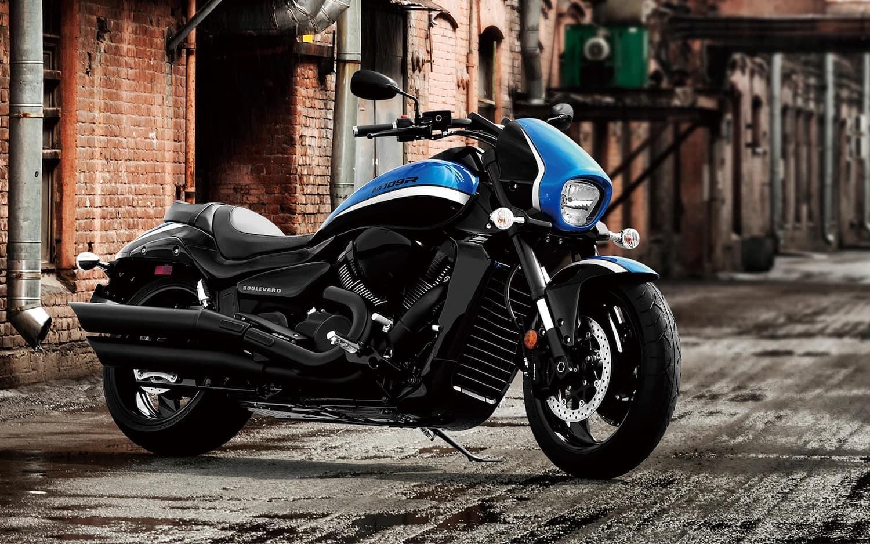 motorcycle lists - suzuki m109r
