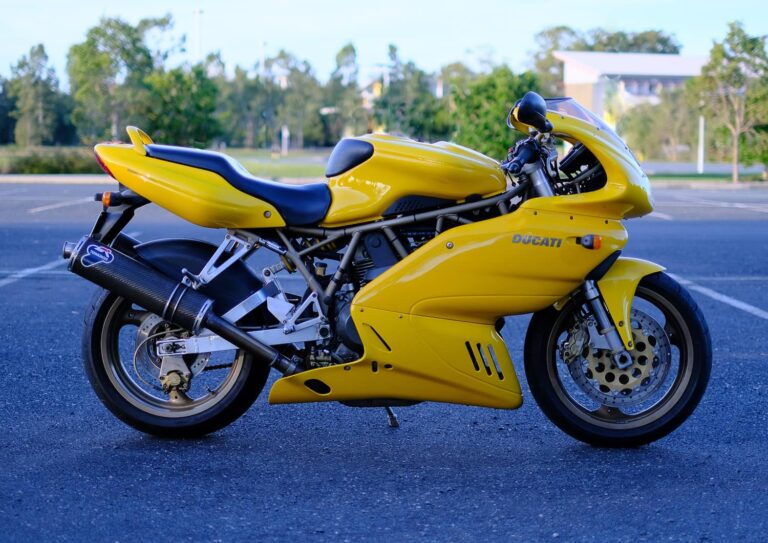 (Sold) Full Fairing Ducati 900SS For Sale