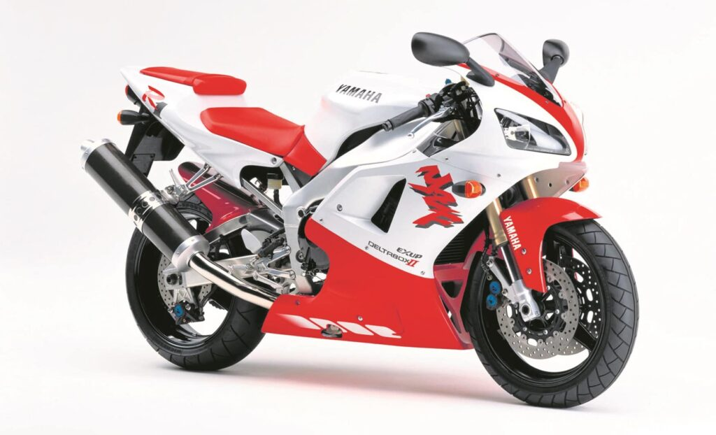 Original Yamaha R1 1998