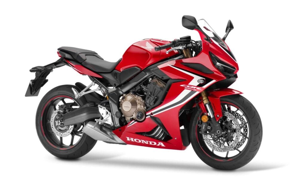 Buying a 2019 CBR650R vs a used CBR600F