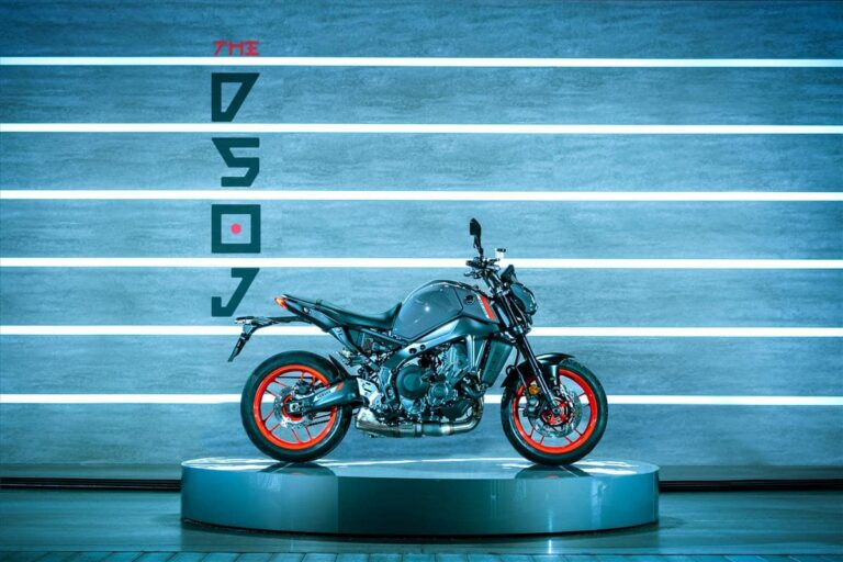 2021 Yamaha MT-09 & MT-09SP — Five Major Improvements