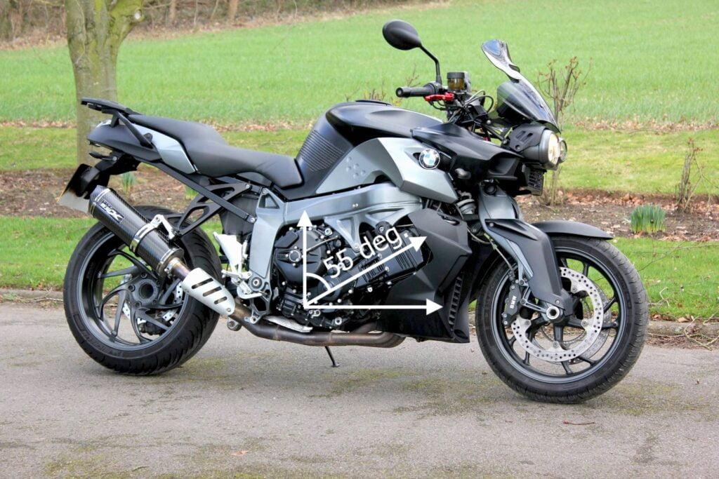 Last BMW K-bike, the BMW K1300R