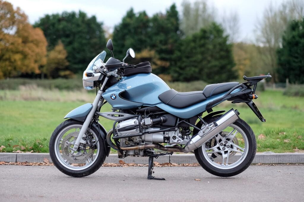 BMW R1150R, the last of the oilhead motorcycles