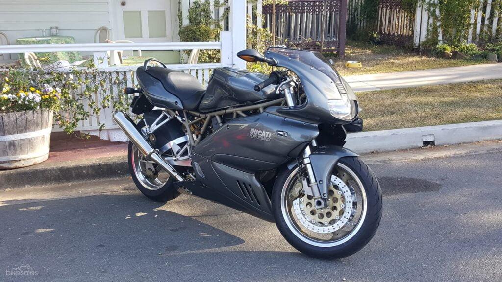 Ducati 900SS alternative to BMW R1200S