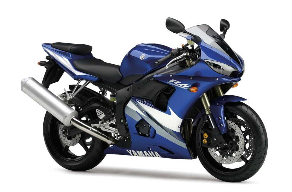 The 2006 Yamaha R6 - one of the very best to buy used
