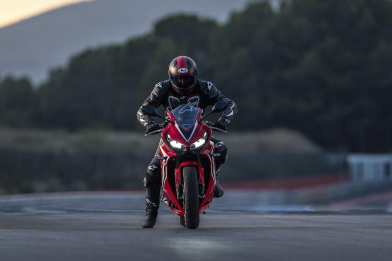 Honda CBR650R: The Spiritual Successor to the CBR600F