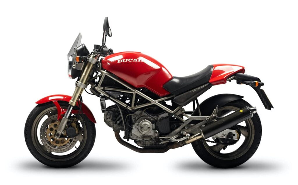 Ducati Monster M900 - original 1993