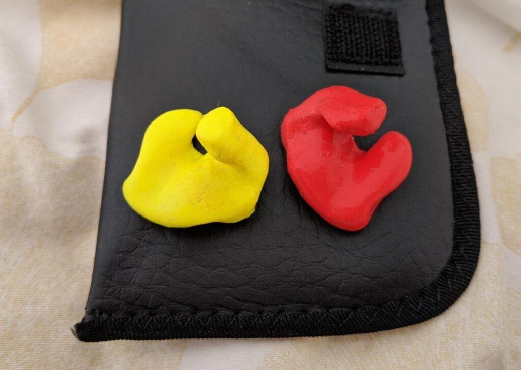 Earmold custom earplugs