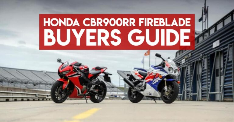 "Honda FireBlade History and Buyer's Guide — ""Total Control"""