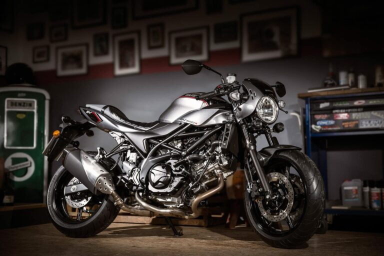 Suzuki SV650 Complete History and Buyer's Guide (2020 update)