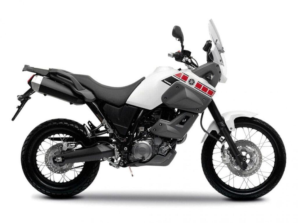 Yamaha Tenere XT660Z - thumper for adventure travel