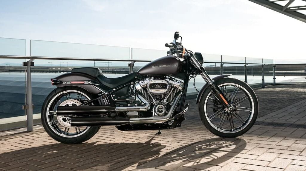 Harley Davidson Breakout 114 - a beautiful Harley motorcycle