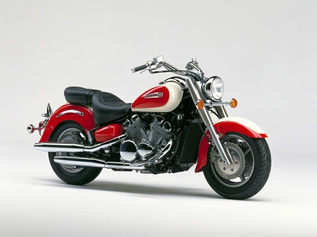 Yamaha V4 motorcycle — Royal Star Boulevard
