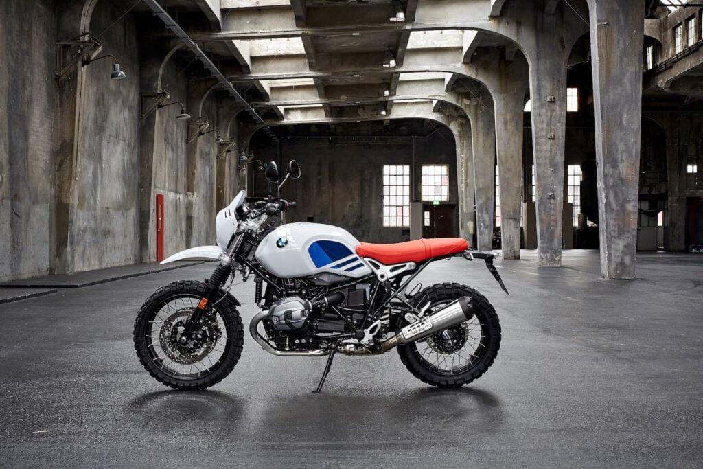 2017 BMW R nineT Urban G:S in warehouse