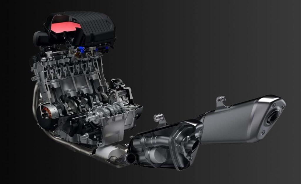 Hayabusa i4 engine acronym