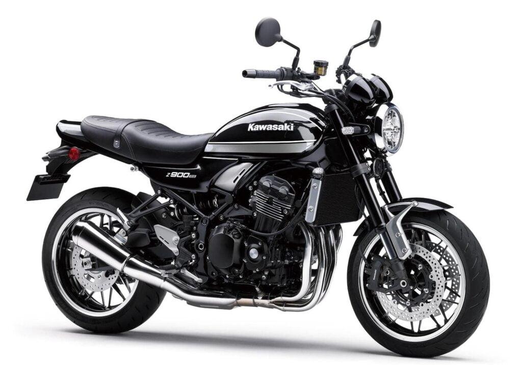 2021 Kawasaki Z900RS Ebony