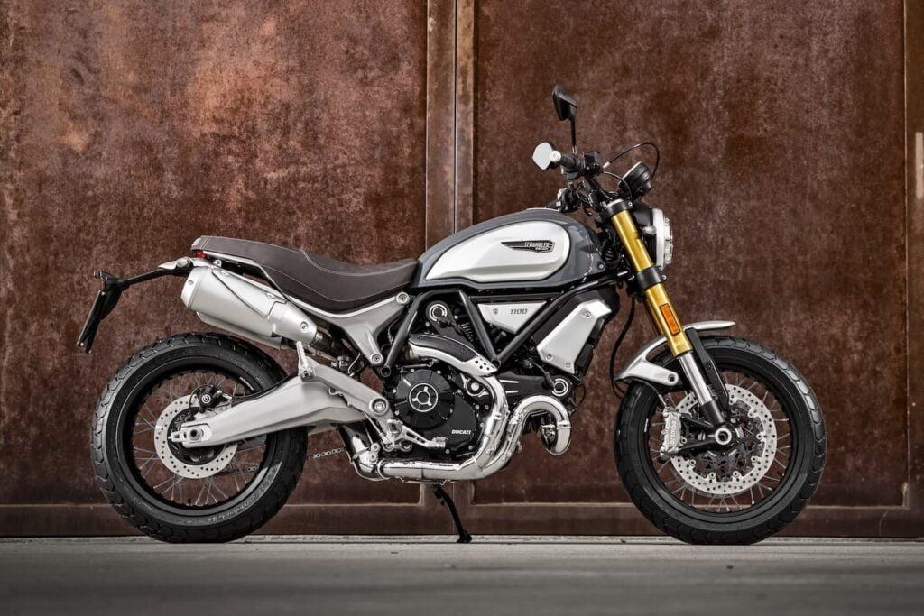 Ducati Scrambler 1100 alternative to Triumph Speed Twin