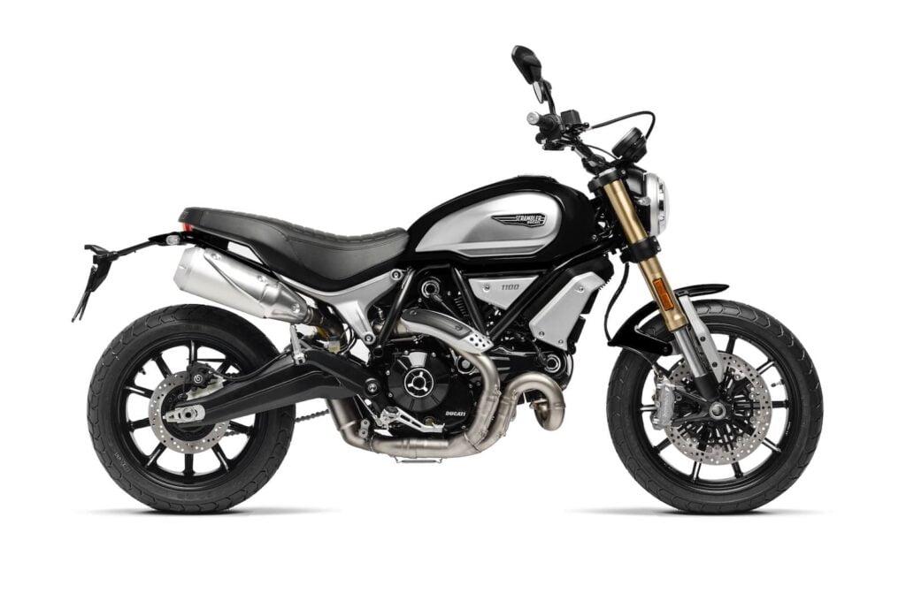 Ducati Scrambler 1100 (base model)