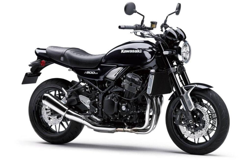 Kawasaki Z900RS Black Edition a.k.a. Metallic Diablo Black