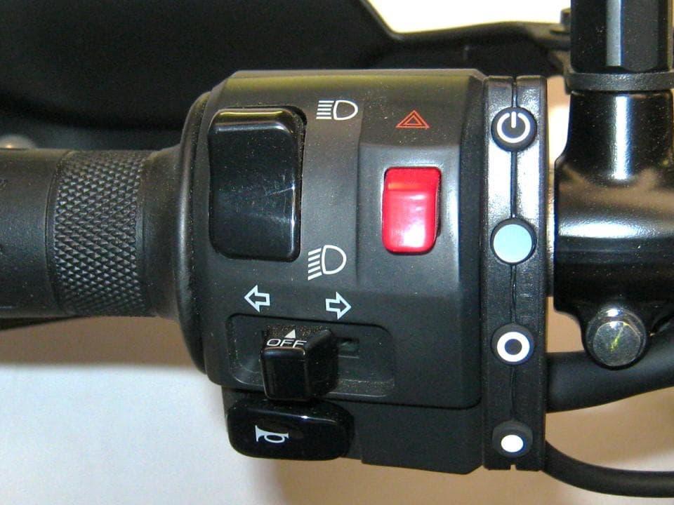 MCCruise slim switch button block (new 2020)