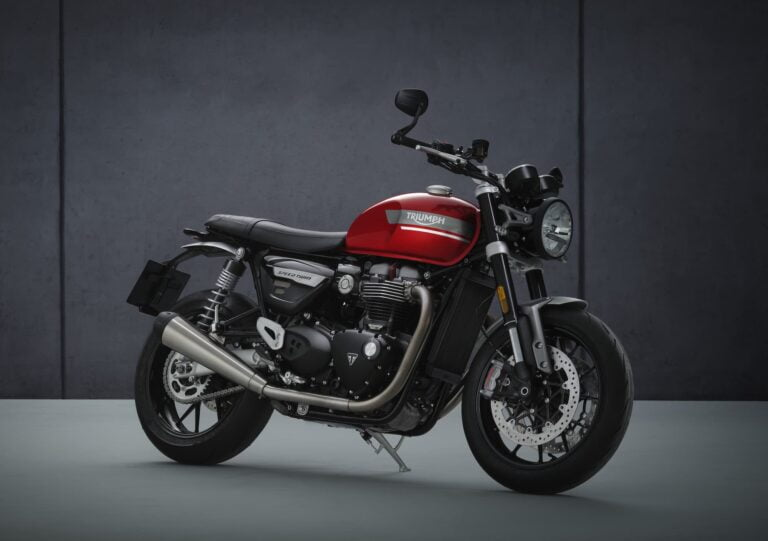 The Triumph Speed Twin 1200 — If Looks Were Everything