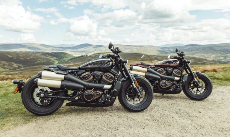 The 2021 Harley-Davidson Sportster S —What's New, Different, and Special