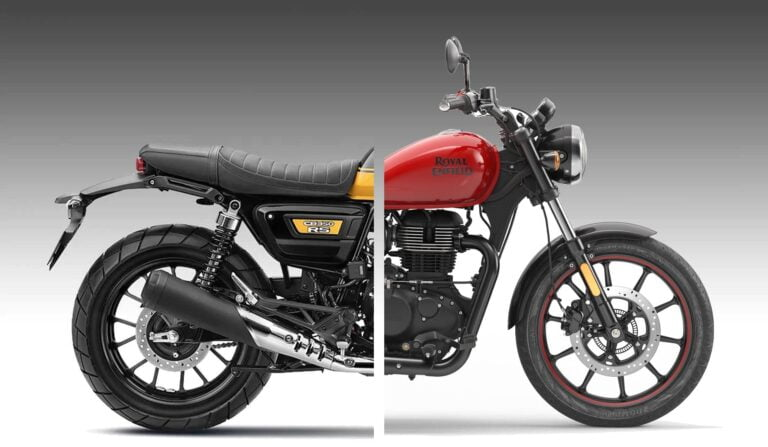Royal Enfield Meteor 350 vs Honda H'ness CB350 (and the Bullet 350) — Who Wore it Best?