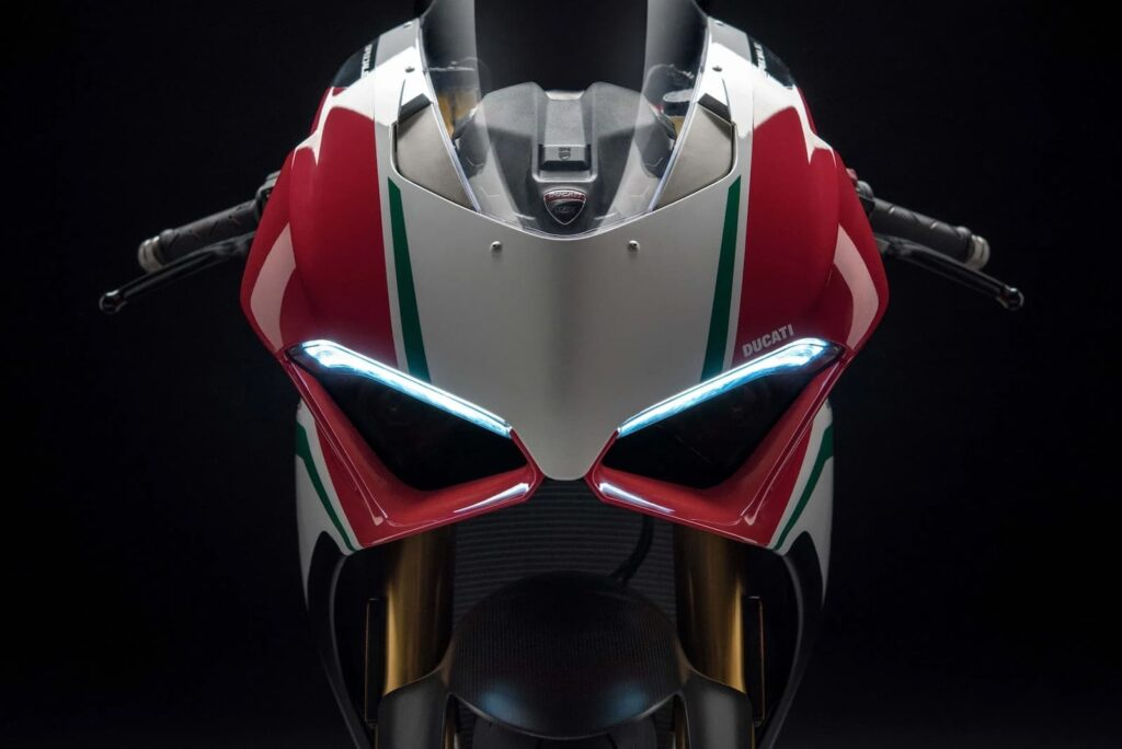 Ducati Panigale Vr Speciale DRLs