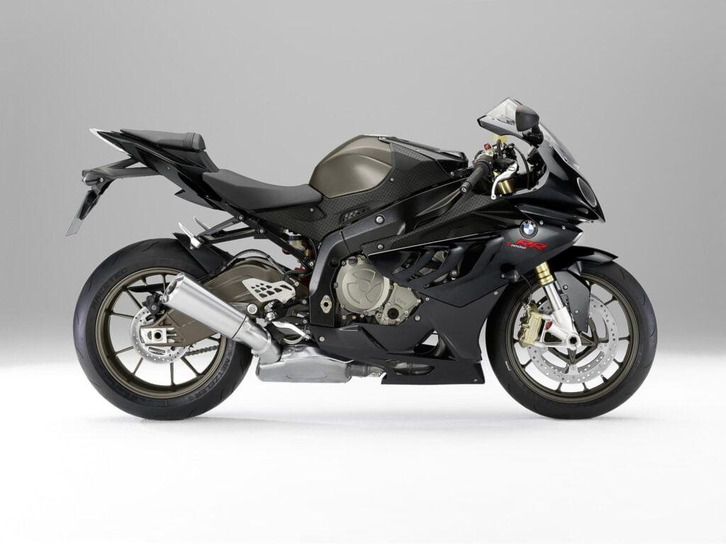 2009 2010 2011 BMW S 1000 RR black