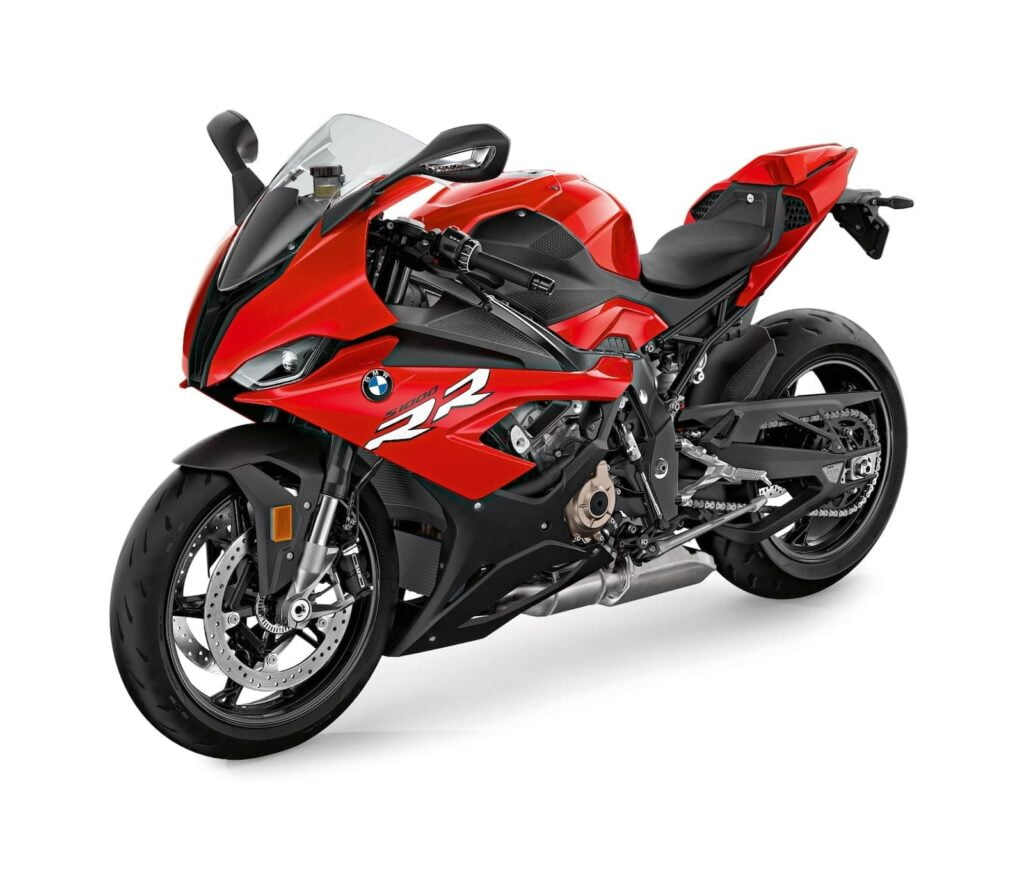 2019 2020 BMW S 1000 RR red