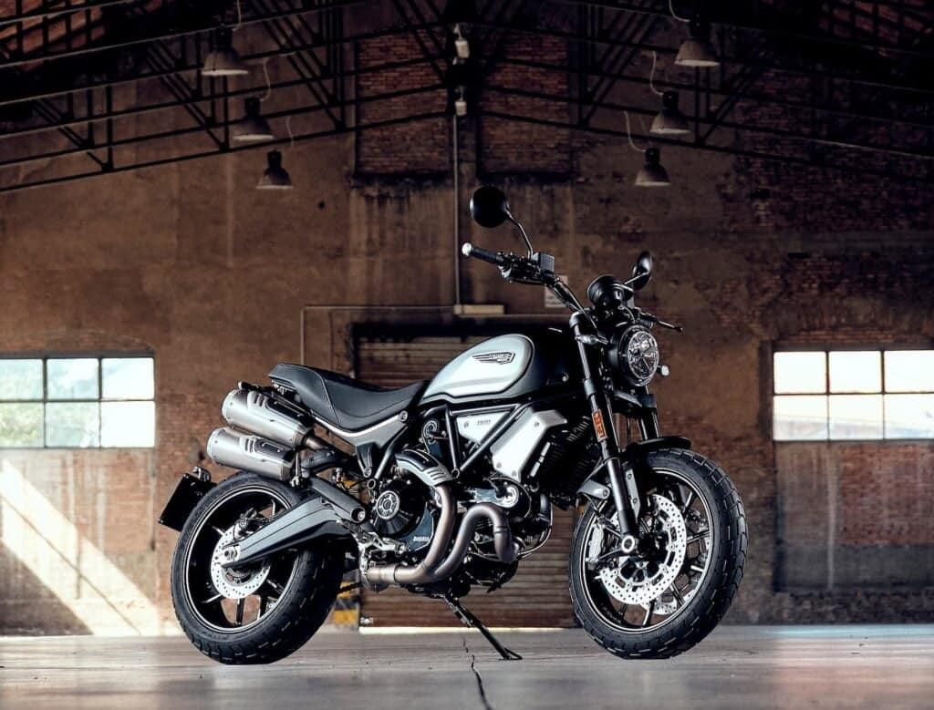 Ducati Scrambler 1100 Dark Pro air:oil-cooled