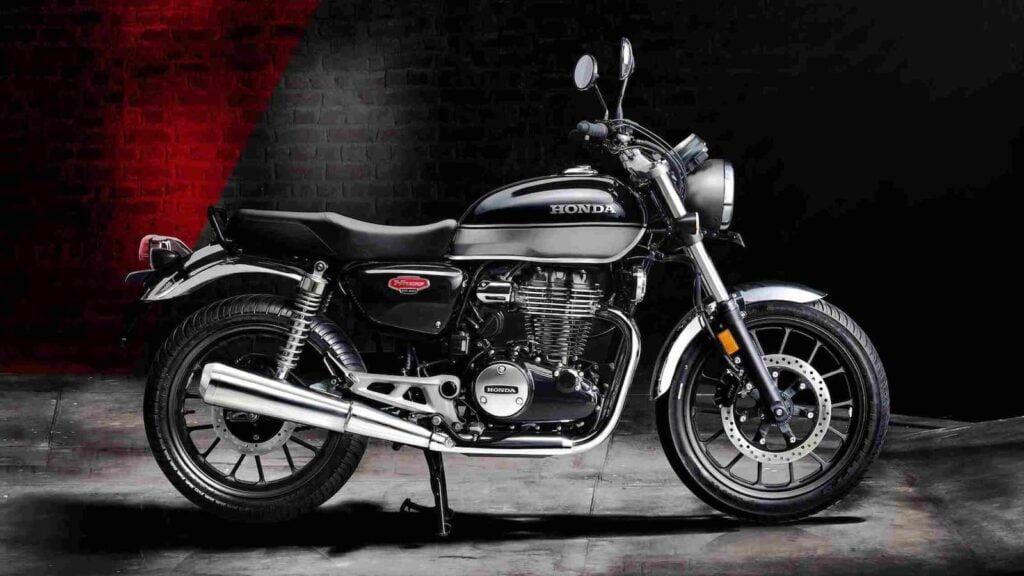 Honda Cb350 Hness RHS air-cooled motorcycle
