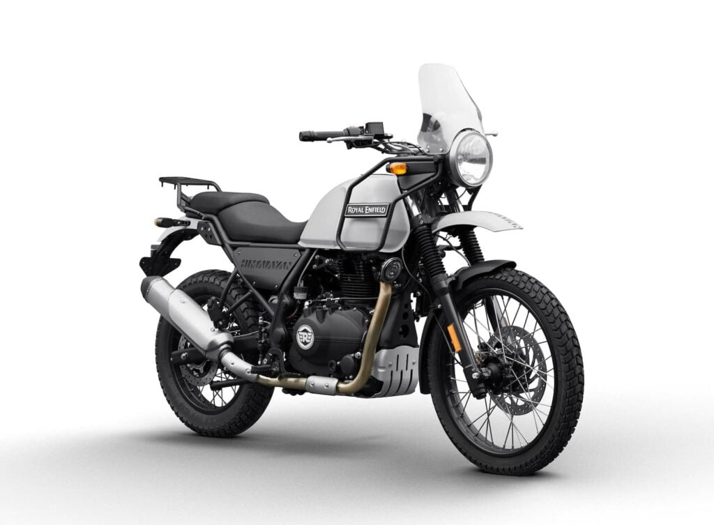 Royal Enfield Himalayan — designed by Pierre Terblanche