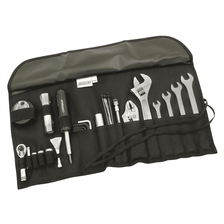 Track day packing list - cruztools tool kit