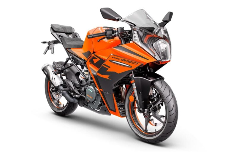 2022 KTM RC 390 — Five Reasons it's Special