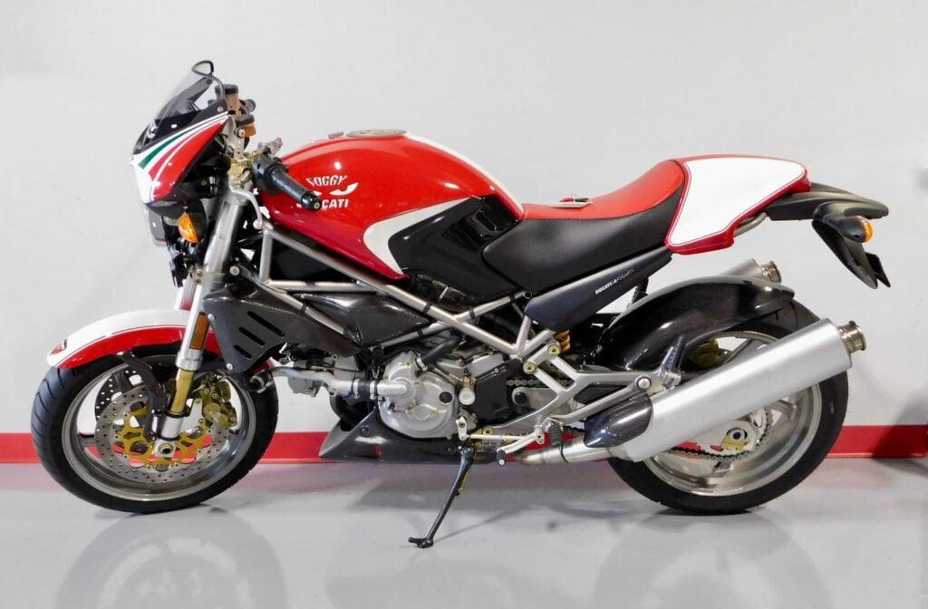 Ducati Monster S4 Foggy Edition