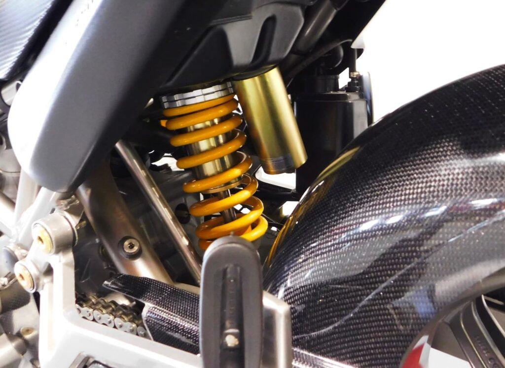 Ducati Monster S4 sachs monoshock
